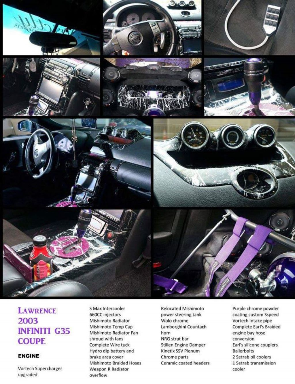 2003 Infiniti G35 Coupe Widebody 17572441 43