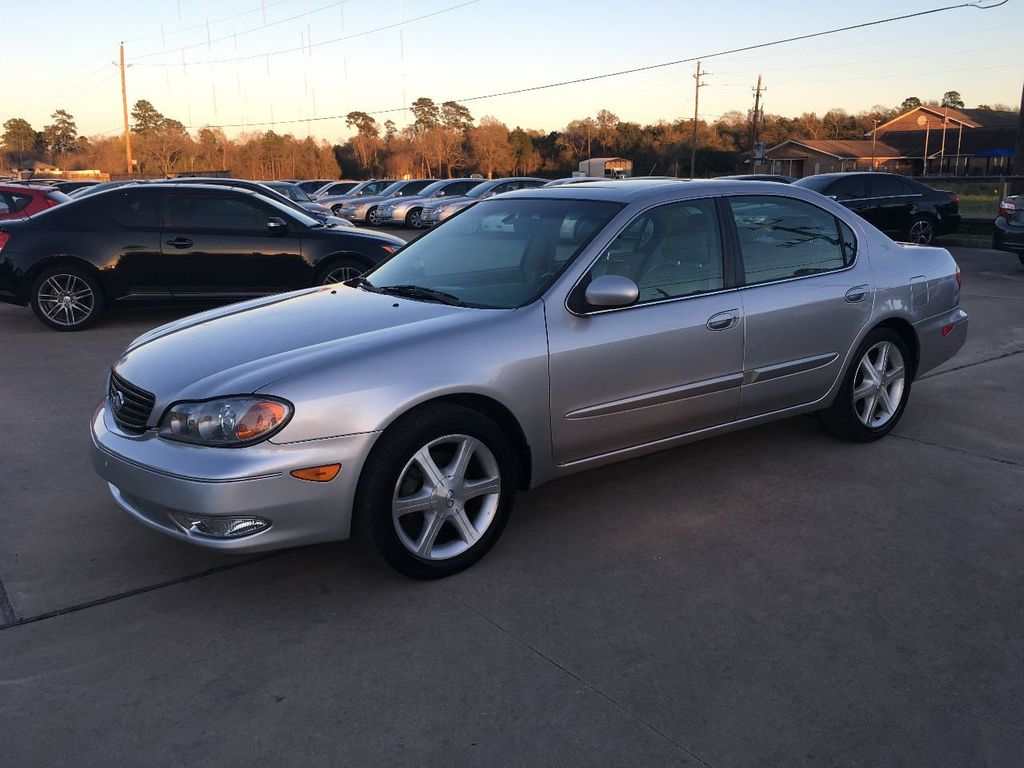 2003 Infiniti I35 4dr Sedan Luxury 16112993 1