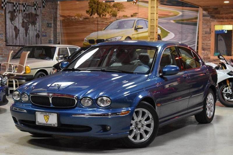 2003 jaguar x type manual transmission