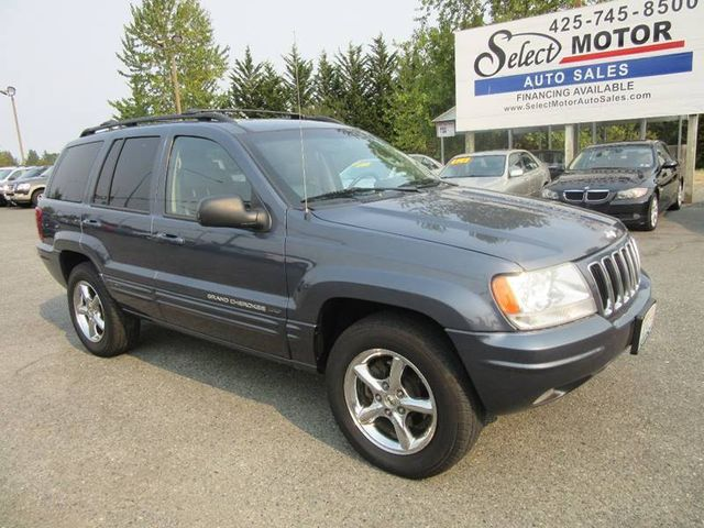 2003 Jeep Grand Cherokee 4dr Limited 4WD SUV   1J8GW58N23C605837   1