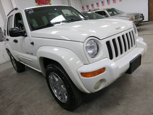 2003 used jeep liberty 4x4 limited edition at contact us serving cherry hill nj iid 17476720. Black Bedroom Furniture Sets. Home Design Ideas