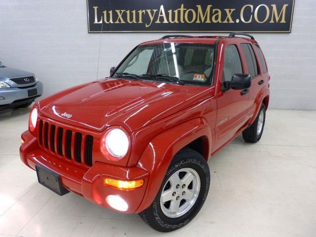 2003 Jeep Liberty Limited   Click To See Full Size Photo Viewer