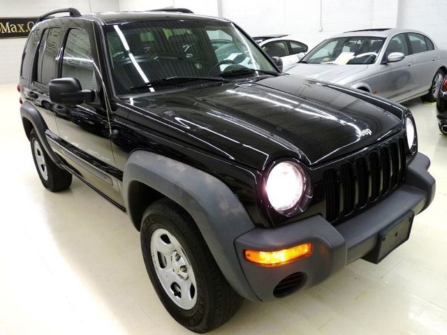 2003 Used Jeep Liberty Sport at Luxury AutoMax Serving Chambersburg