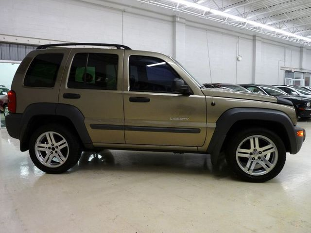 2003 Jeep Liberty Sport   Click To See Full Size Photo Viewer