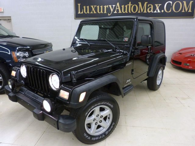 Good 2003 Jeep Wrangler Sport   Click To See Full Size Photo Viewer