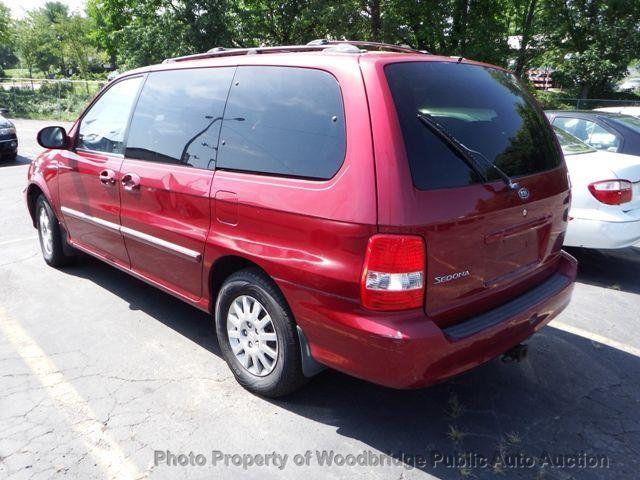 2003 Kia Sedona EX 4Dr Minivan 3.5L V6 - Leather - - YouTube
