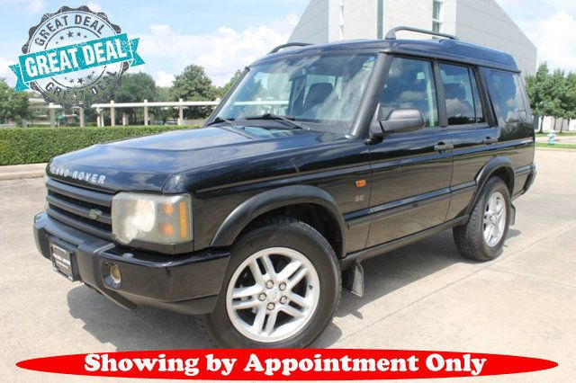 Land Rover Discovery >> 2003 Used Land Rover Discovery 4dr Wagon Se At Galleria