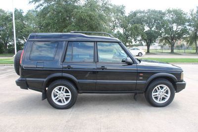 2003 Land Rover Discovery 4dr Wagon SE - Click to see full-size photo viewer