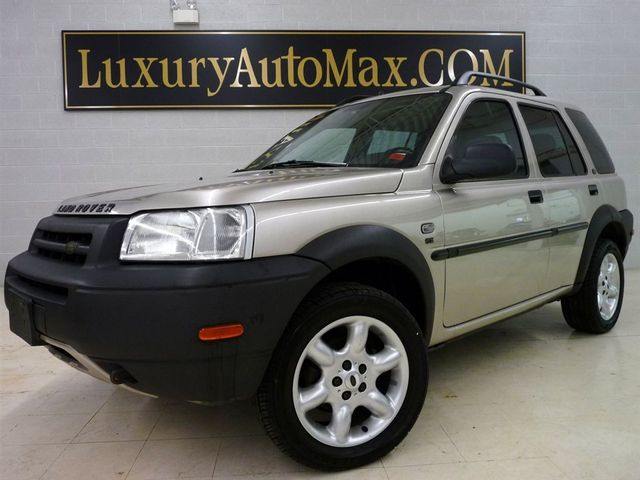 2003 Used Land Rover Freelander SE at Luxury AutoMax Serving ...