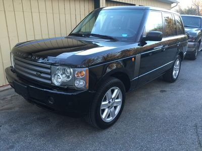 2003 Land Rover Range Rover 4dr Wagon HSE - Click to see full-size photo viewer