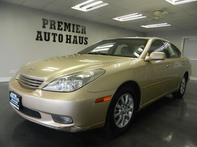 2003 Lexus ES 300 2003 LEXUS ES 300 SEDAN LEATHER MOONROOF SEDAN