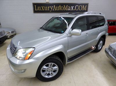 2003 Lexus GX 470 NAVIGATION DVD ENTERTAINMENT 4 NEW TIRES SUV