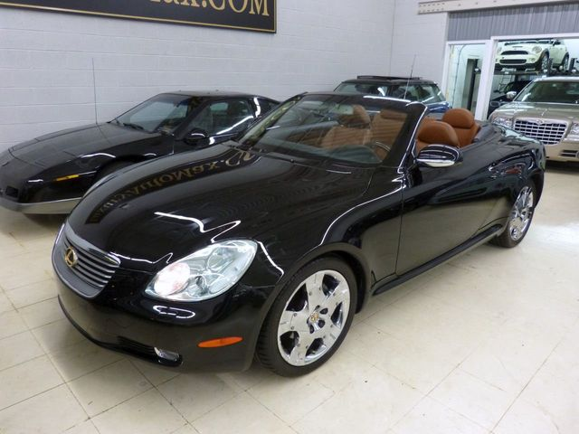 2003 Lexus SC 430 2dr Convertible   Click To See Full Size Photo Viewer