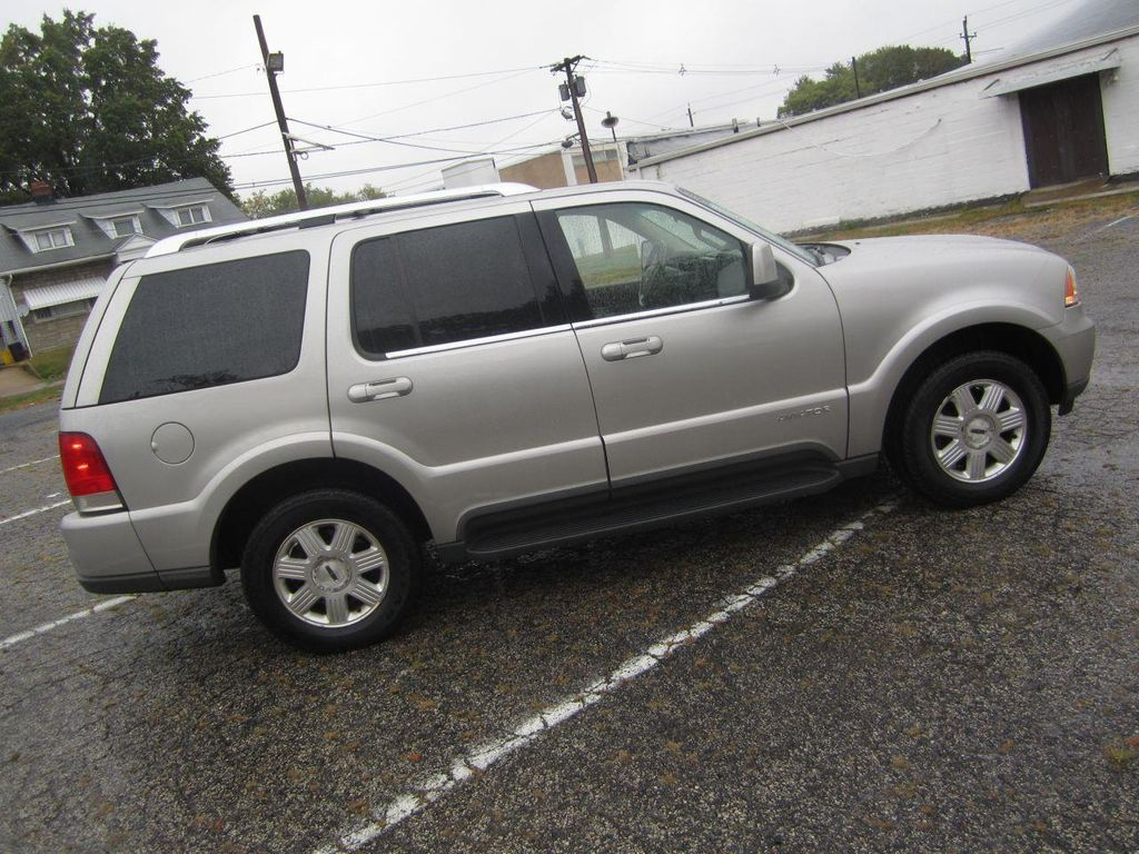 Worksheet. 2003 Used LINCOLN Aviator AWD  PREMIUM  3RD ROW at Contact Us