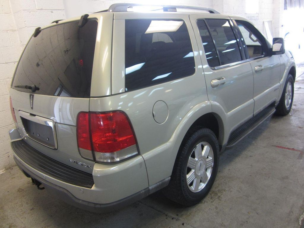 Worksheet. 2003 Used LINCOLN Aviator PREMIUM  AWD  4X4 at Contact Us