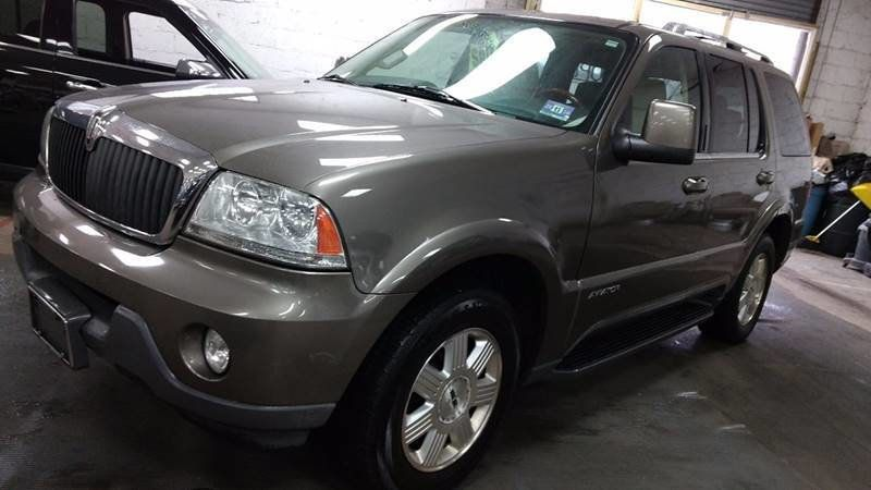 2003 Used Lincoln Aviator Premuim Awd At Contact Us