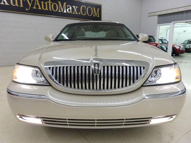 2003 Used Lincoln Town Car Cartier At Luxury Automax Serving