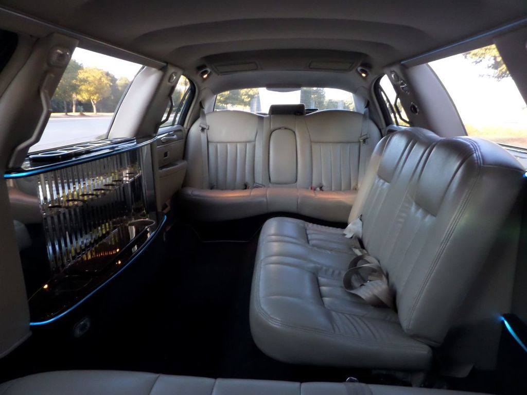 "2003 Lincoln Town Car LCW 100"" 5th Door Used Limousine Used Limo For Sale - 18175379 - 13"