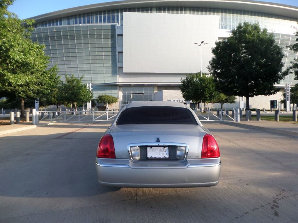 "2003 Lincoln Town Car LCW 100"" 5th Door Used Limousine Used Limo For Sale - 18175379 - 19"