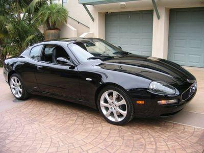 2003 used maserati coupe gt at sports car company, inc. serving la