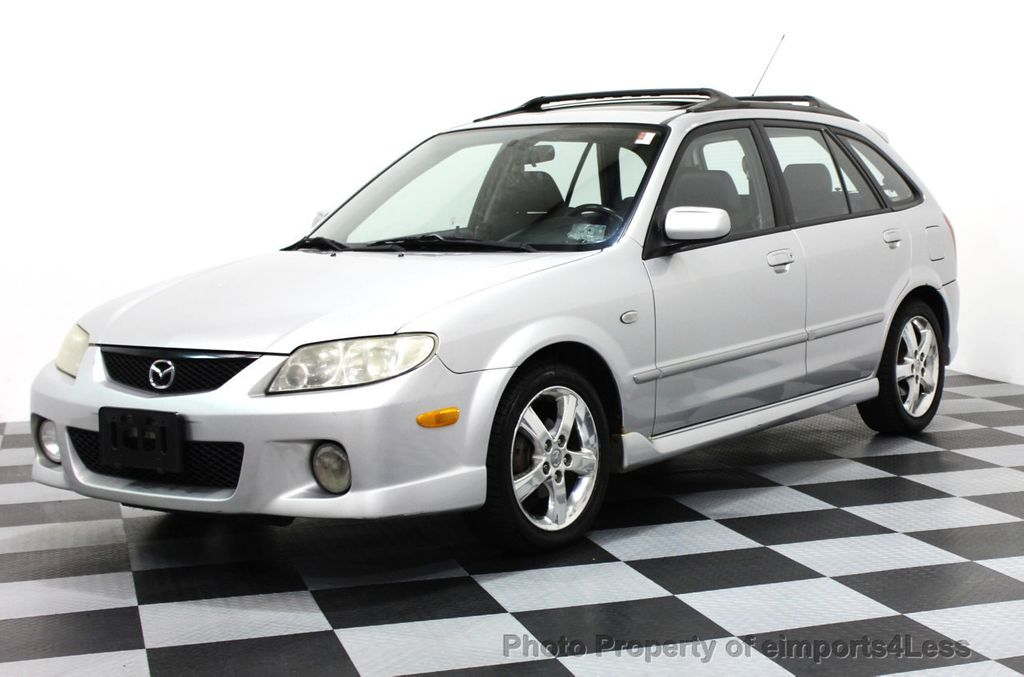 2003 Mazda Protege5 5dr Wagon Manual - 16317875 - 0