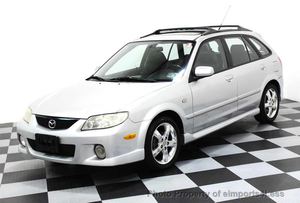 2003 Mazda Protege5 5dr Wagon Manual - 16317875 - 11