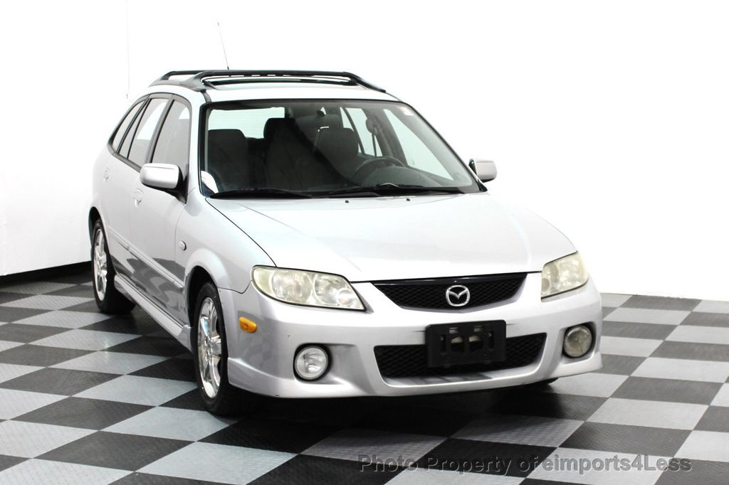 2003 Mazda Protege5 5dr Wagon Manual - 16317875 - 12