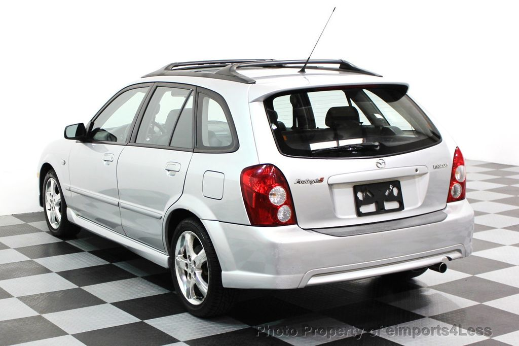 2003 Mazda Protege5 5dr Wagon Manual - 16317875 - 13