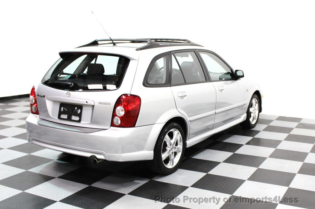 2003 Mazda Protege5 5dr Wagon Manual - 16317875 - 17
