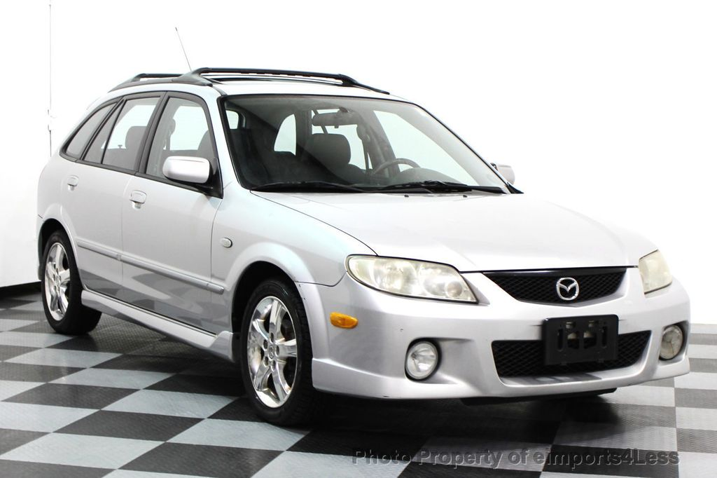2003 Mazda Protege5 5dr Wagon Manual - 16317875 - 1
