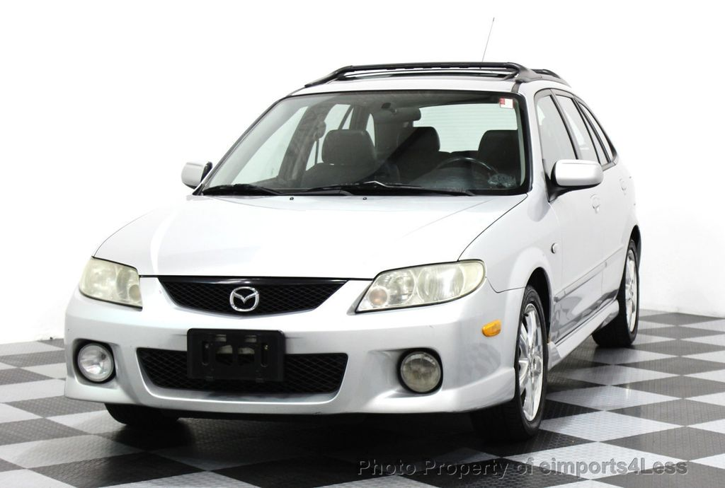 2003 Mazda Protege5 5dr Wagon Manual - 16317875 - 20