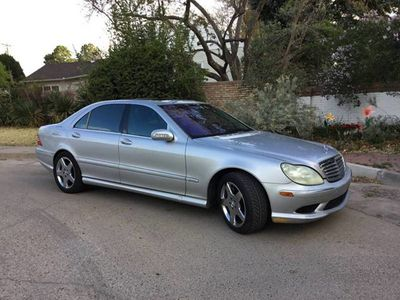 2003 Mercedes-Benz 600-Class  Sedan