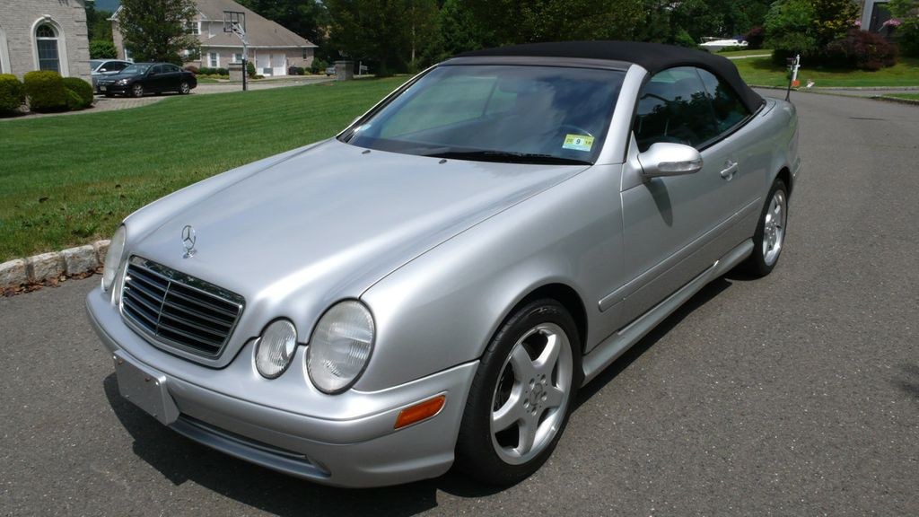 2003 used mercedes benz clk clk430 2dr cabriolet 4 3l at for 2003 mercedes benz clk