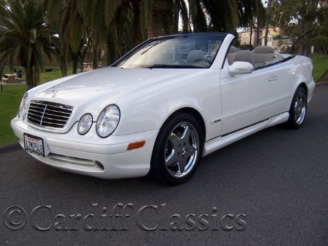 2003 used mercedes benz clk class sport at cardiff for Hoehn mercedes benz