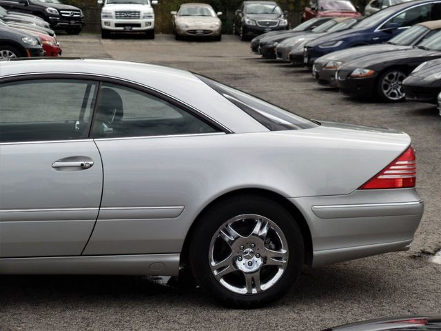 2003 Mercedes-Benz CL-Class CL500 2dr Coupe 5.0L - Click to see full-size photo viewer