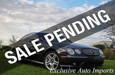 2003 Mercedes-Benz CL55 2dr Cpe 5.5L AMG Coupe