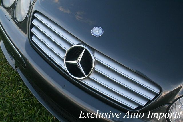 2003 Mercedes-Benz  CL55 2dr Cpe 5.5L AMG - Click to see full-size photo viewer