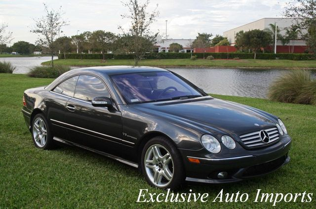 2003 Mercedes Benz CL55 2dr Cpe 5.5L AMG   Click To See Full
