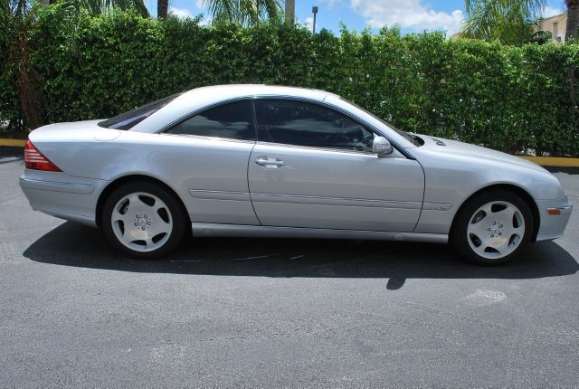 2003 Mercedes-Benz CL-Class CL600 TURBO COUPE 5.5L