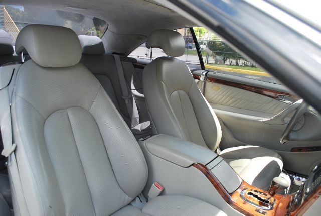 2003 Mercedes-Benz CL-Class