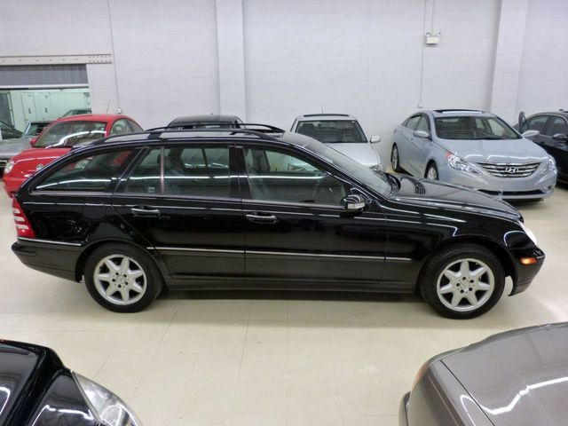 2003 Mercedes-Benz C-Class C240 4dr Wagon 2.6L - Click to see full-size photo viewer