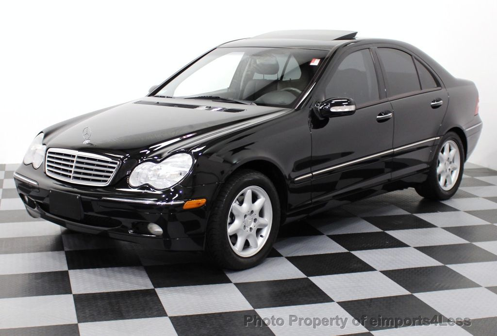 2003 used mercedes benz c class c240 4matic awd bluetooth for Mercedes benz 240