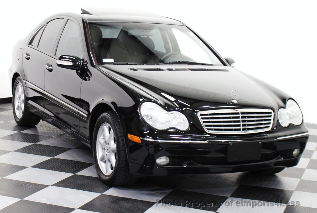 2003 used mercedes benz c class c240 4matic awd bluetooth for Mercedes benz doylestown