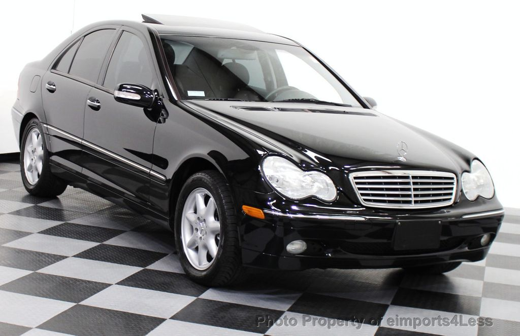 2003 used mercedes benz c class c240 4matic awd bluetooth for Mercedes benz g class used 2003