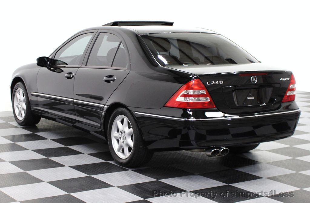 2003 used mercedes benz c class c240 4matic awd bluetooth for Mercedes benz c240 price