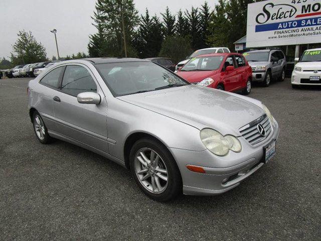 2003 Mercedes Benz C Cl C320 2dr Sport Coupe 3 2l Wdbrn64j63a465183