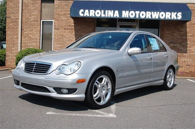 09189ef251 2003 Used Mercedes-Benz C32 AMG at Carolina Motorworks Serving Rock ...