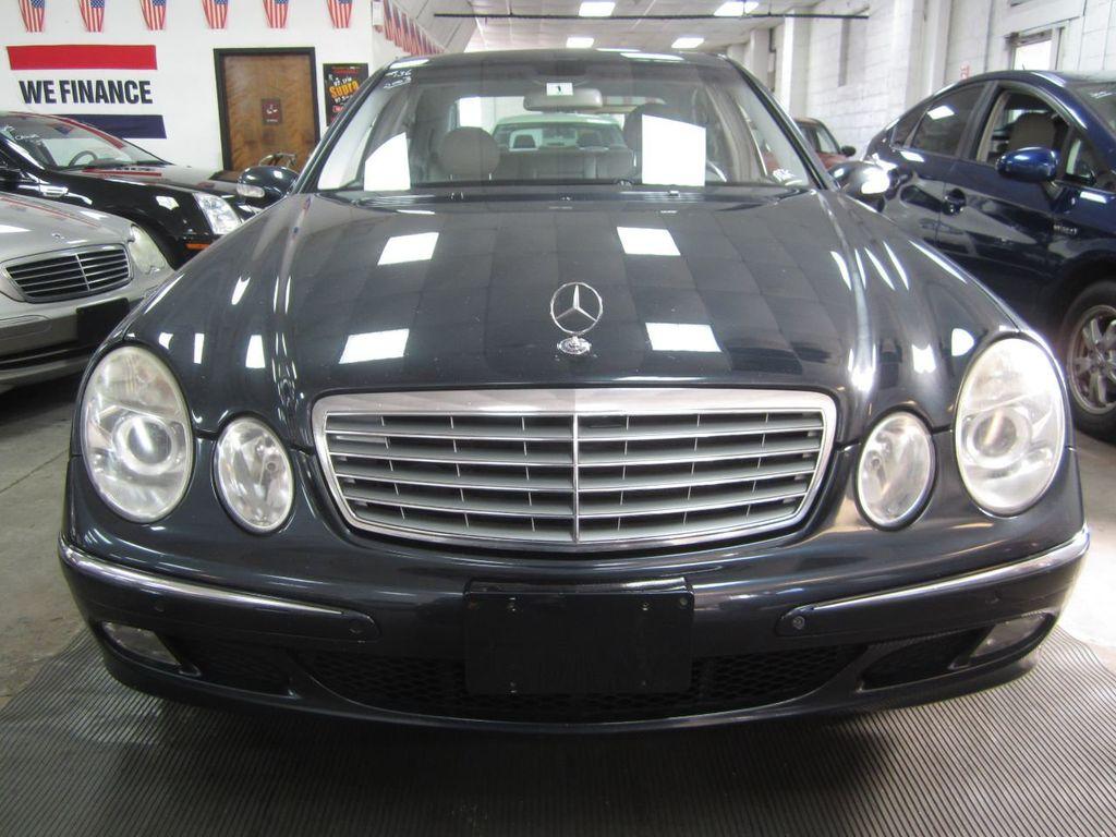 2003 Mercedes Benz E Class E320 PREMIUM   14656704   1