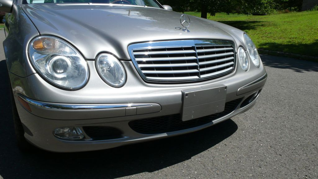 2003 used mercedes benz e class e500 4dr sedan 5 0l at