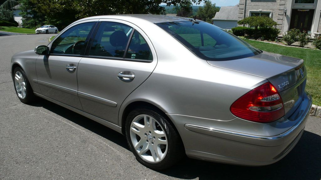 2003 Mercedes-Benz E-Class E500 4dr Sedan 5.0L - 15318086 - 22
